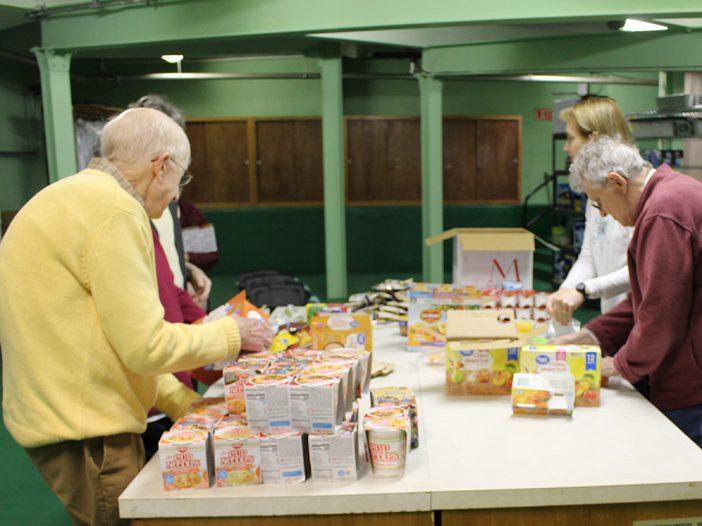 Community at Rockhill RamPack Volunteers