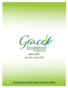 Cover of 2020GIM Annual Report